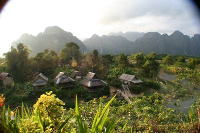Ambiente: Laos